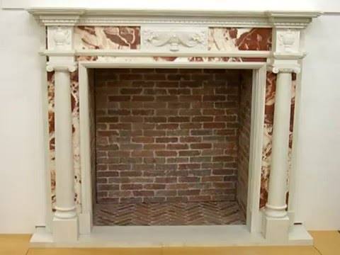 Fireplace - Secret Passageway