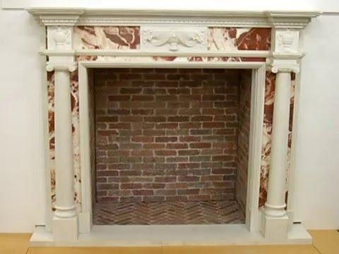 Fireplace - Secret Passageway