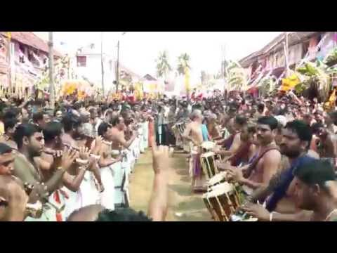 Kodunthirapully Durgashtami 2015 - Peruvanam Kuttan Marar - Panchari Melam Onnam Kaalam