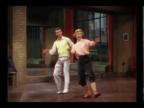 """Doris Day, Gene Nelson and Gordon MacRae - """"I Know That You Know"""" from Tea For Two (1950)"""