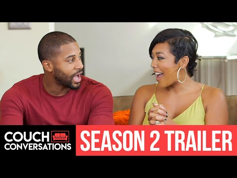 Couch Conversations Season 2 on the Black Love+ App!