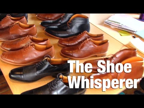 The Shoe Whisperer