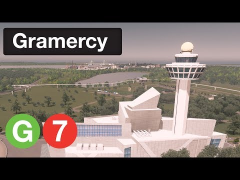 Cities: Skylines: Gramercy | Episode 7 - World's Fair Site