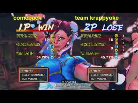EVO APAC - comeback vs team karaoke - TEAM BATTLES - 2010.05 part 3of3