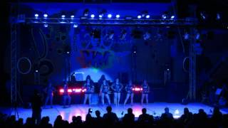 SKY DANCE GOLDEN TEAM - MAM 2015 PUNTA ARENAS