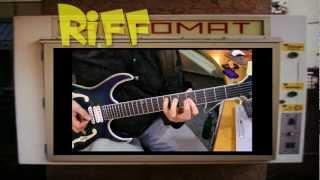 Riffomat - Ballad Of William Kidd - Running Wild