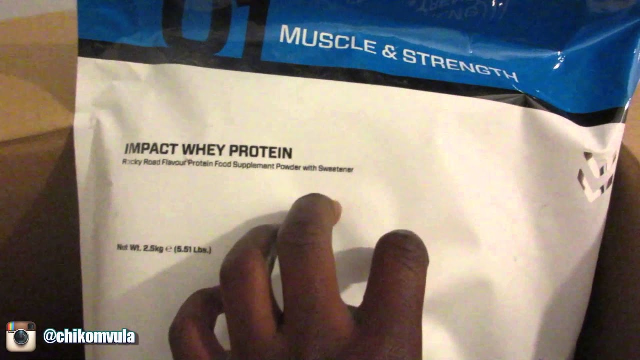 Impact whey protein provides over 80% protein per serving. More than 50 flavours at the best price on the market.