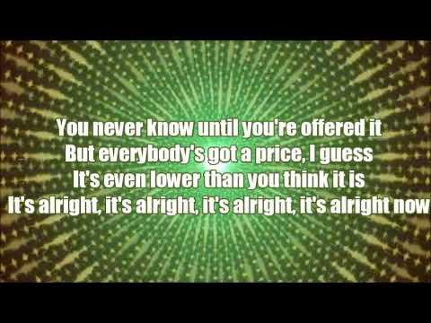 NEEDTOBREATHE Money & Fame (Lyric Video)