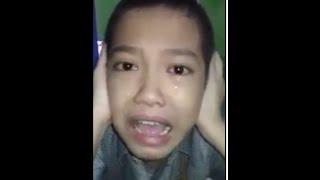 Adzan Merdu Anak China Menangis Menyentuh Hati