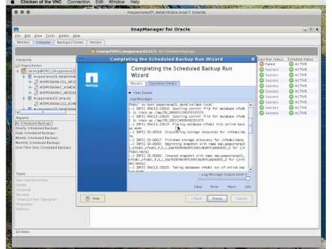 Tech Tuesday: NetApp SnapManager For Oracle