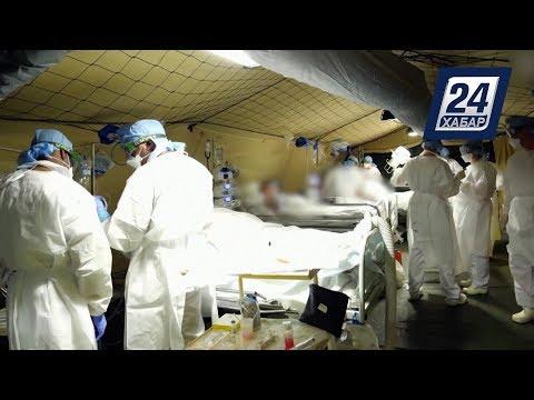 756 человек погибли из-за коронавируса за сутки в Италии