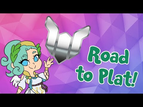 Overwatch - Road to Plat