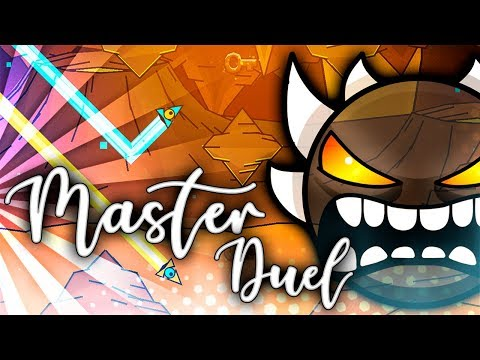 """MASTER DUEL"" 100% [EXTREME MULTIPLAYER DEMON] by Zylenox! 