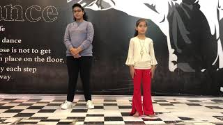 Aankh Marey | SIMMBA | Dance choreography |Practice time| Saraswati dance academy roorkee