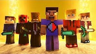 Minecraft Song 'My Mine' a Minecraft Song Parody 【1 HOUR】