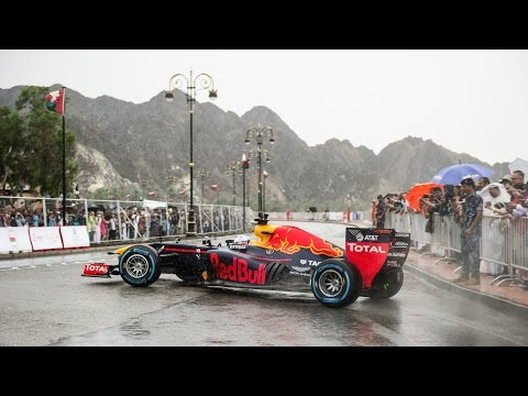 Red Bull Racing Bring F1 to The Streets of Oman