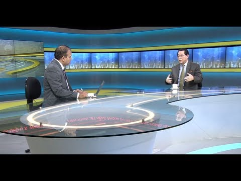 North Korean Ambassdor Kye Chun Yong speaks to WION (WION Gravitas)