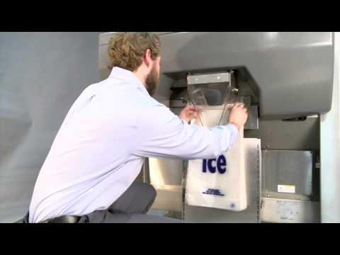 Ice Pro DB1000 Bagging