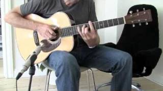 The Beatles Maxwell's silver hammer (solo acoustic guitar cover)