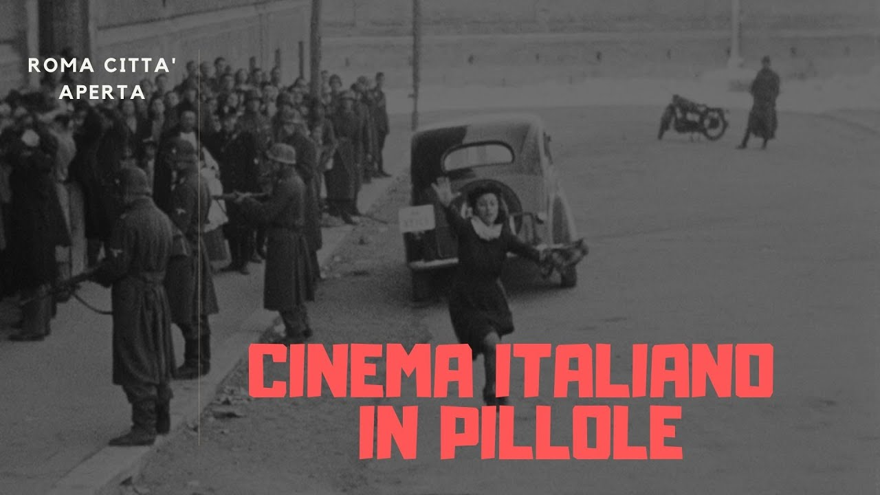 Disponibile In Streaming Roma Citta Aperta Il Capolavoro Di Rossellini Taxidrivers It