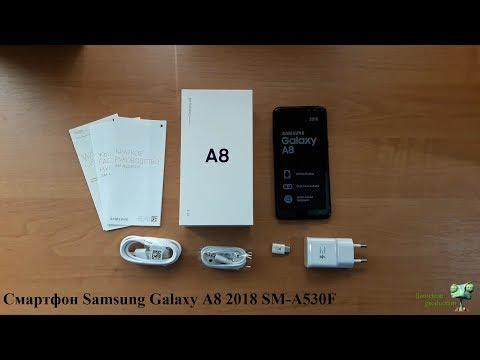 Обзор смартфона Samsung Galaxy A8 SM-A530F. Отличный смартфон за свои деньги.