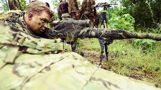 Can you spot the U.S. Army Snipers?