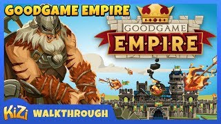 [Kizi Games] Goodgame Empire → Gameplay