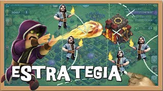 Repeat youtube video Estrategia - El Mago - Descubriendo Clash of Clans #49 [Español]