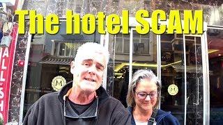 Hotel Scam In  Stanbul - Sailing A B Sea Ep.070