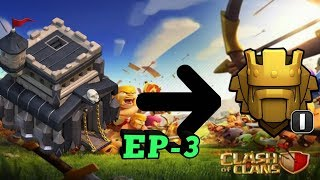 TOWN HALL 9 TO TITAN LEAGUE | GIVEAWAY OF RS.400 PAYTM CASH | CLASH OF CLANS | LIVE STREAM |