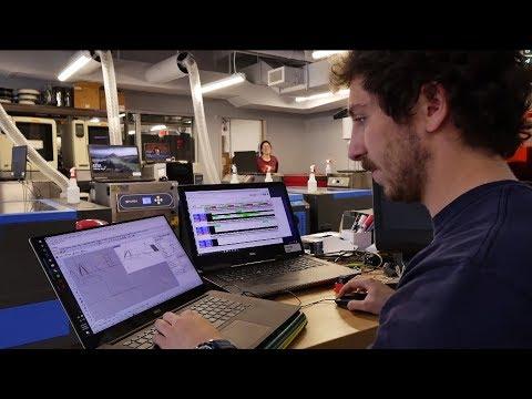 Fabrication Lab At Columbia University