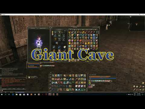 Yul Guide  (Giant Cave, Helios, GOS, Alteria Fortess, Elven)