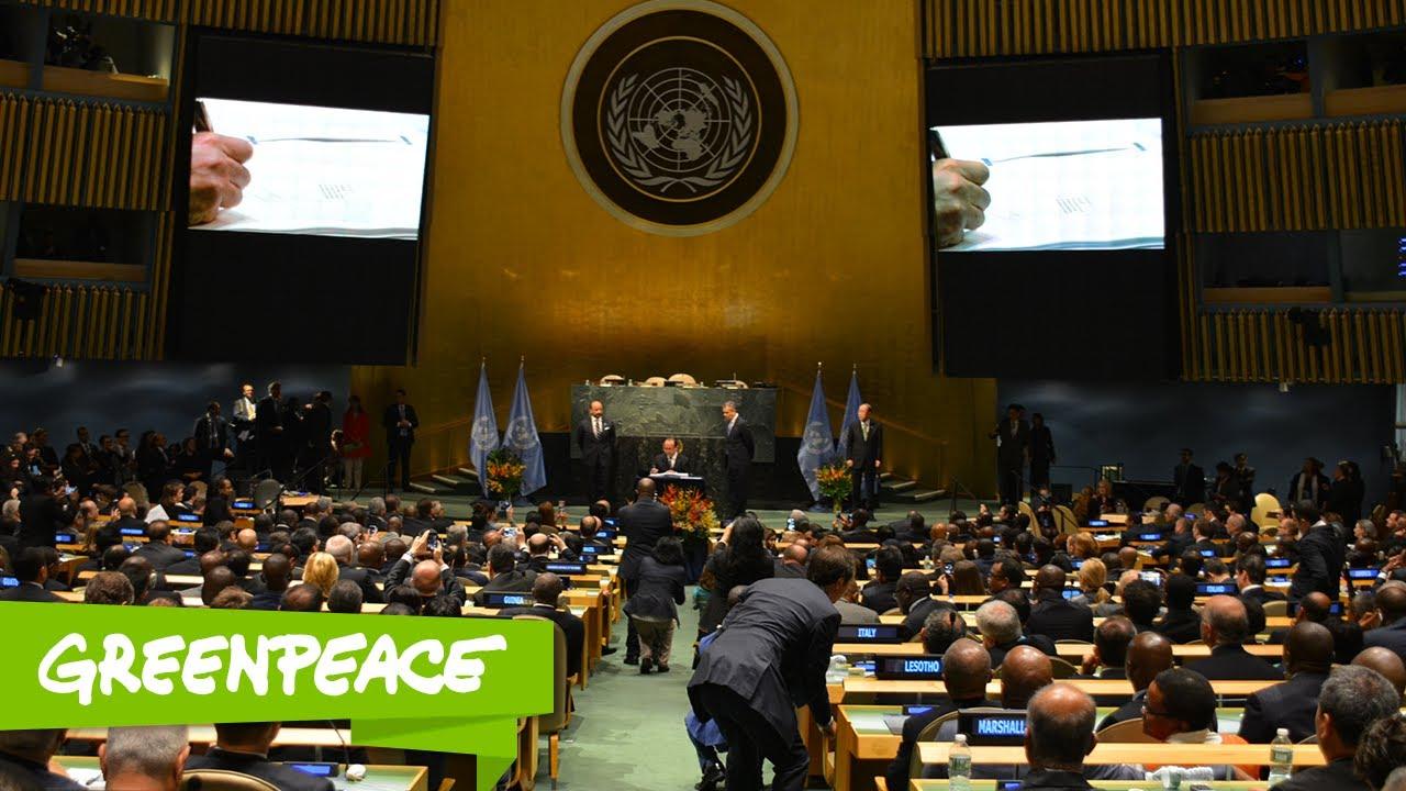 Acordo de Paris completa cinco anos sem nada a comemorar
