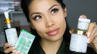 Truly Beauty Organic CBD Skincare Honest Review on Dry Skin