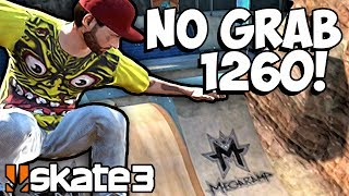 Epic Challenges Megapark 1260 No Glitch No Grab Let S Play EA Skate 3