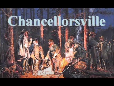 The Civil War Battle Series: Chancellorsville