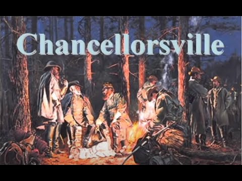 The Civil War Battle Series: Chancellorsville