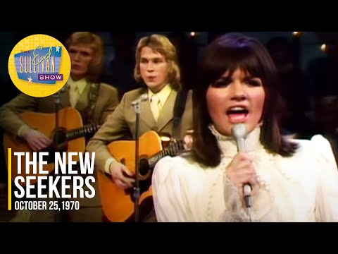 """The New Seekers """"Look What They've Done To My Song, Ma"""" on The Ed Sullivan Show"""