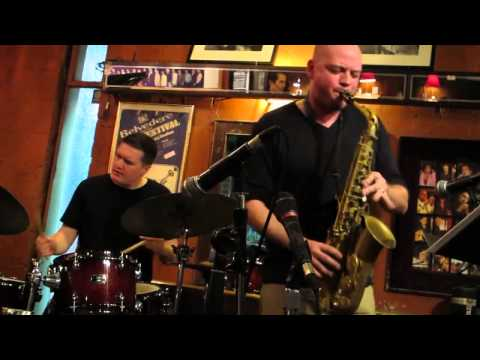 "Nick Morgan Quartet + Perry White ""Bernie"