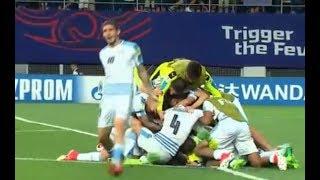 (Relato Emocionante) Mundial Sub-20 Portugal vs Uruguay 4-5 Penales Completos 04/06/2017