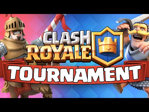 Clash Royale Tournament - FULL VERSION - First Official Publ