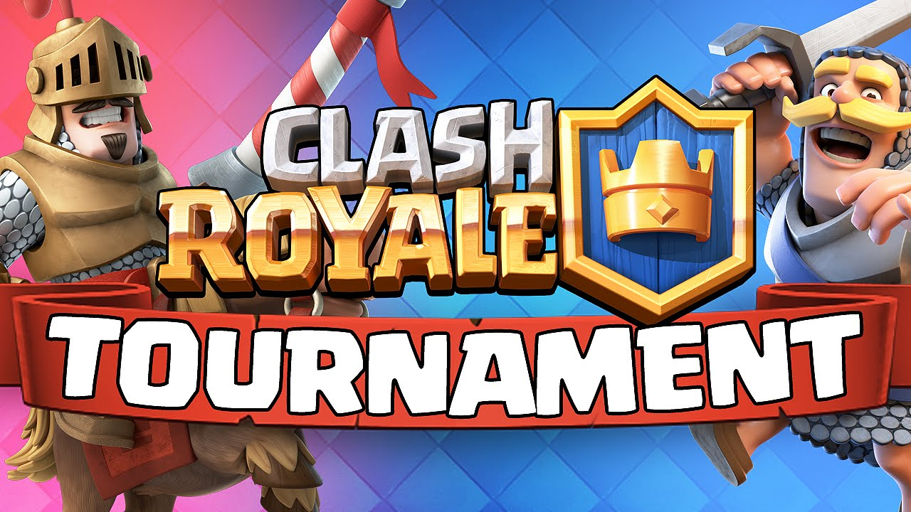 Clash Royale Tournament Full