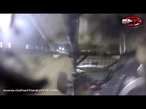 Dustin Purdy @ Fonda Speedway - CRSA Sprints A-Main 9/15/18