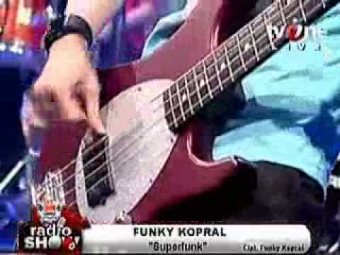 Funky Kopral_Super Funk @RadioShow.wmv