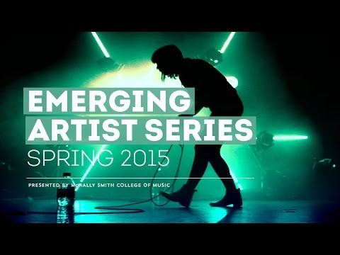 McNally Smith College of Music's Emerging Artists Series – Spring 2015