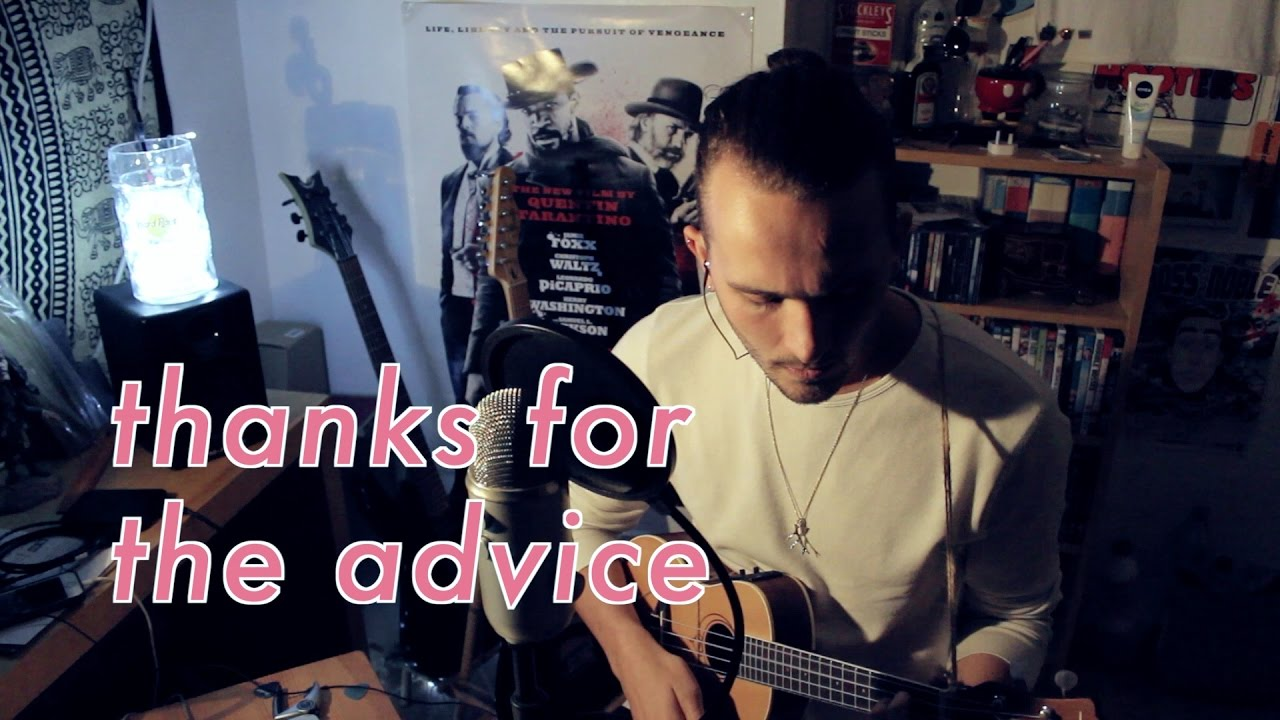 8Cho Es Actor Porno thanks for the advice (ukulele version)