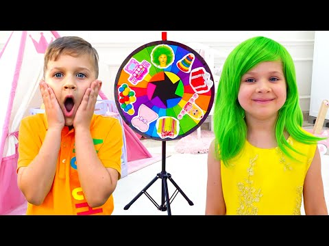 Diana and Roma Magic Wheel Challenge indir