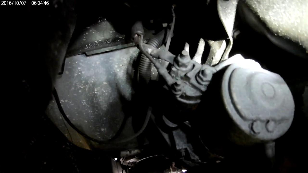 medium resolution of 1998 jeep wrangler tj 2 5l starter easy install