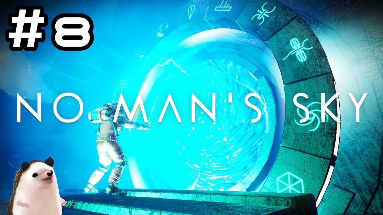 #8 昨日手に入れたエキゾ船を強化しつつ基地を作るよ!!!【101時間目の宇宙生活】【No Man's Sky / ノーマンズスカイ】