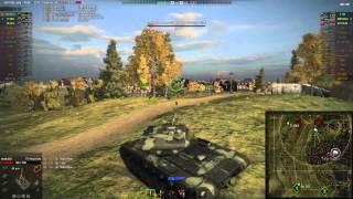T57 Heavy Tank - ☆666☆ Разбудили демона. World of Tanks
